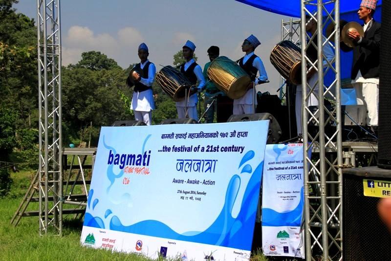 Bagmati Megha Cleanup