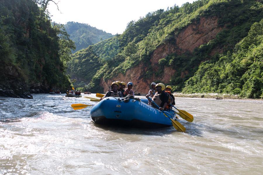 Karnali River Expedition 2018